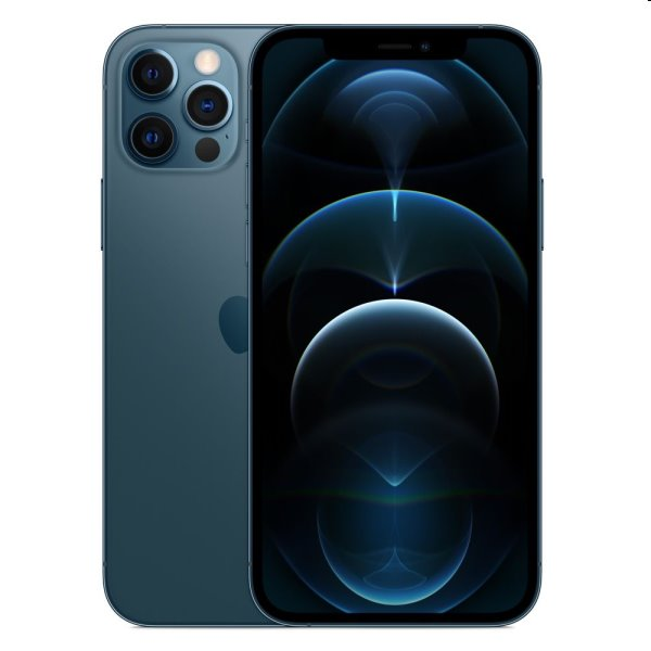 iPhone 12 Pro, 512GB, pacific blue