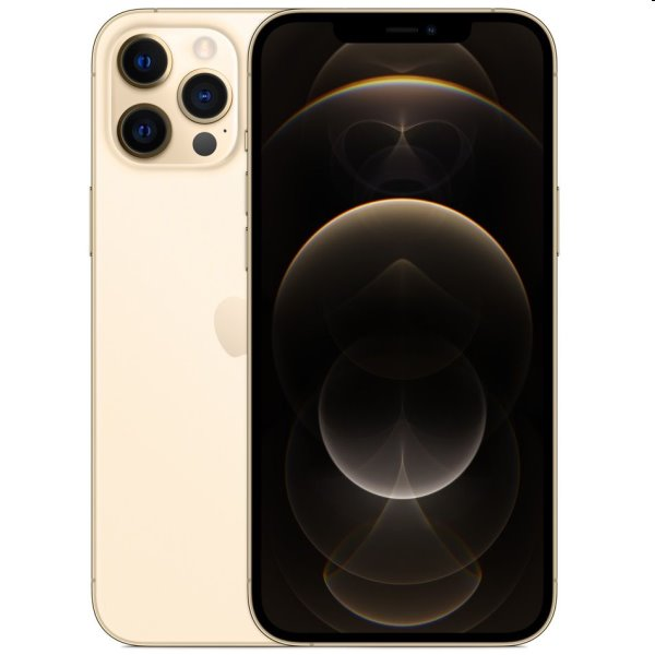 iPhone 12 Pro Max, 256GB, gold