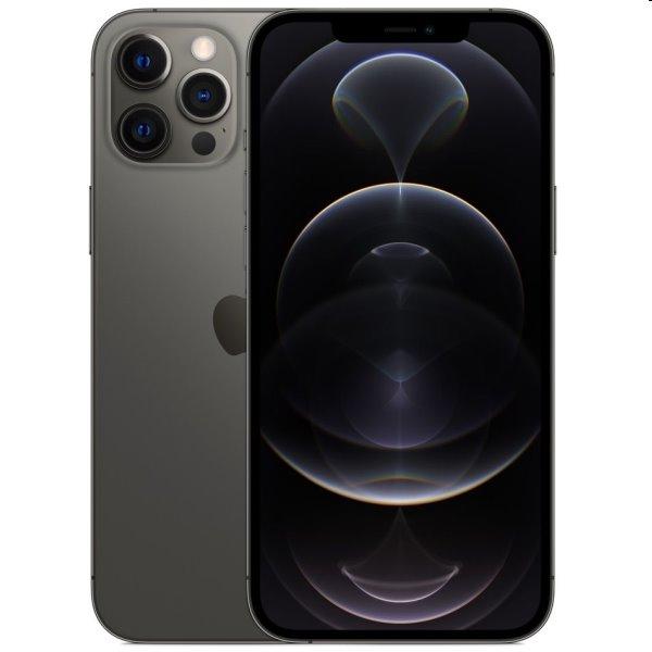 iPhone 12 Pro Max, 256GB, graphite