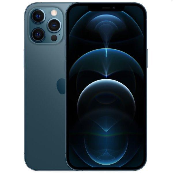 iPhone 12 Pro Max, 256GB, pacific blue