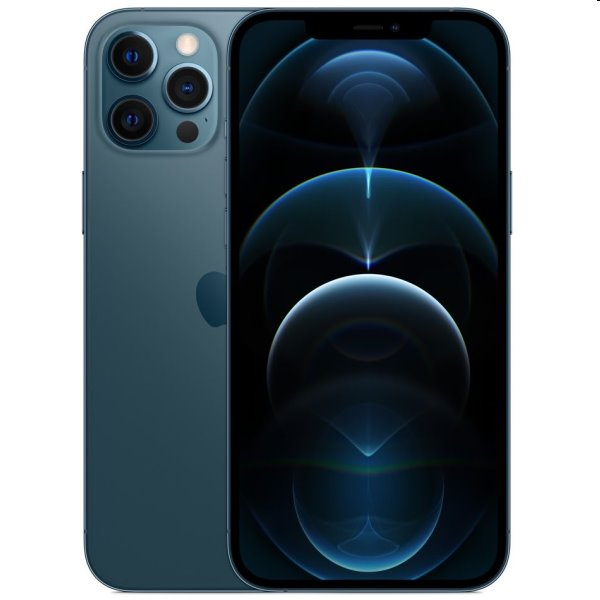iPhone 12 Pro Max, 512GB, pacific blue