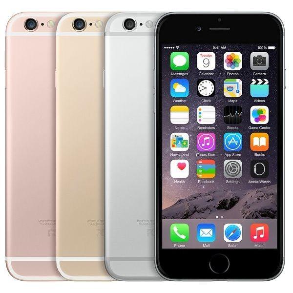 Apple iPhone 6S, 64GB |  Space Gray, Třída C-použité, záruka 12 měsíců
