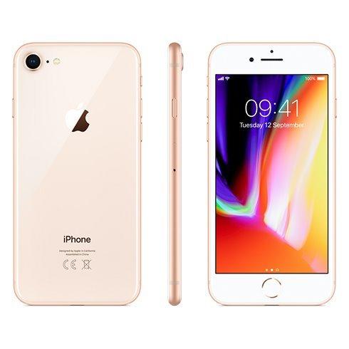 Apple iPhone 8, 64GB | Gold, Třída B-použité, záruka 12 měsíců