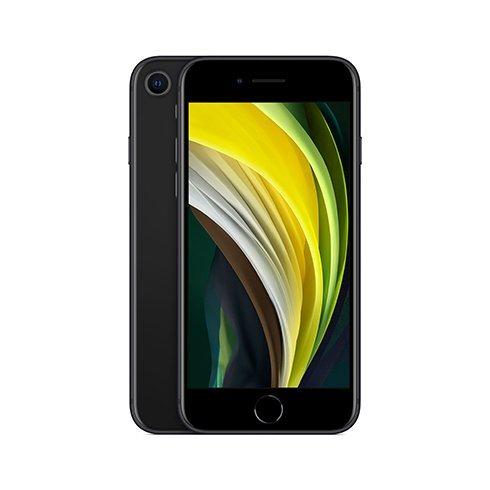 Apple iPhone SE (2020) 64GB Black, black