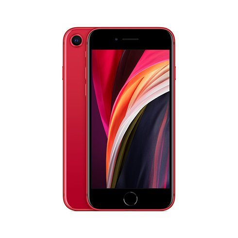 Apple iPhone SE (2020) 64GB, (PRODUCT) RED, red