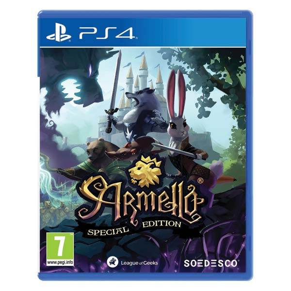 Armelle (Special Edition) PS4