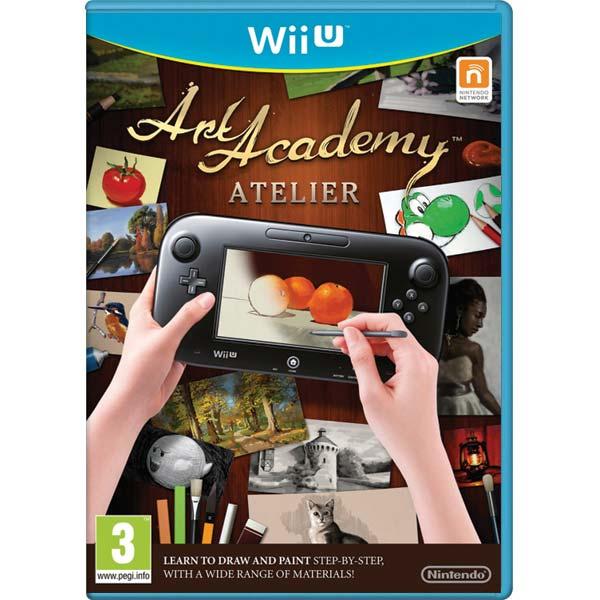 Art Academy: Atelier Wii U