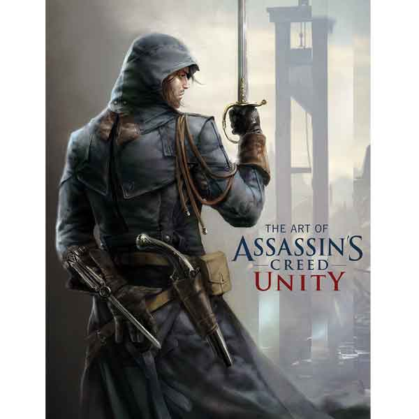 Art of Assassins Creed: Unity