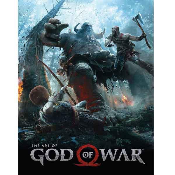 Art of God of War