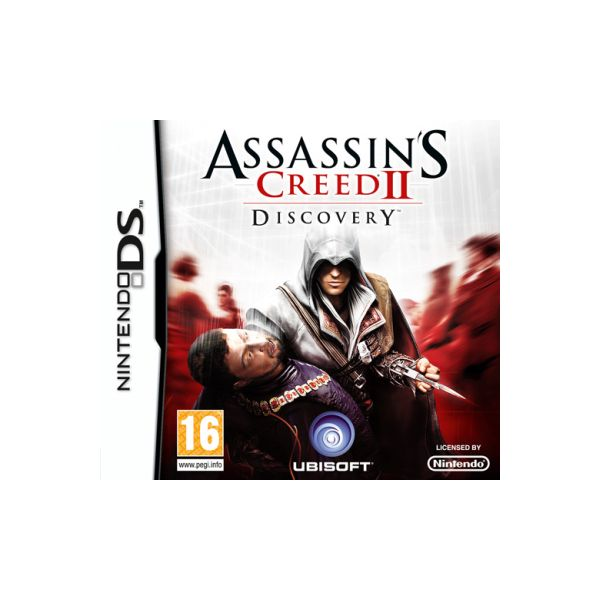 Assassins Creed 2: Discovery NDS