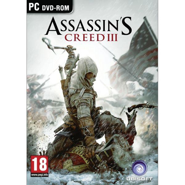 Assassins Creed 3 CZ PC CD-key