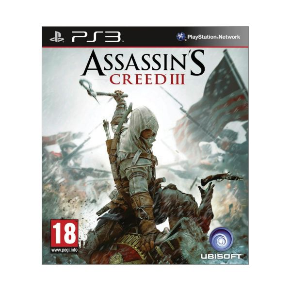 Assassin's Creed 3 CZ PS3
