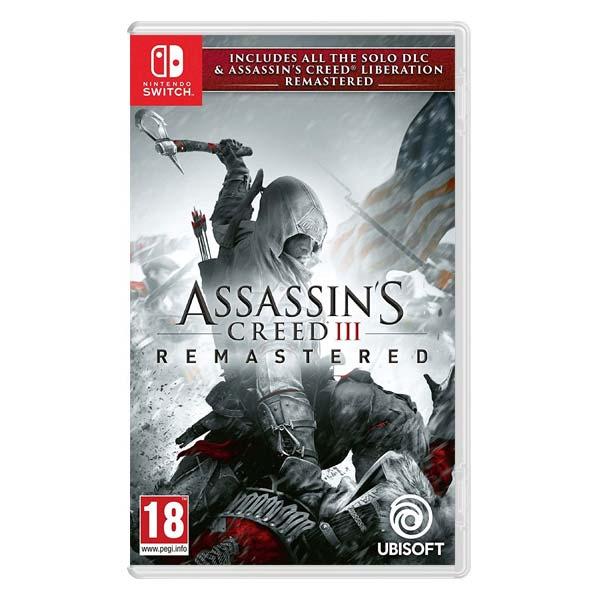 Assassins Creed 3 (Remastered)