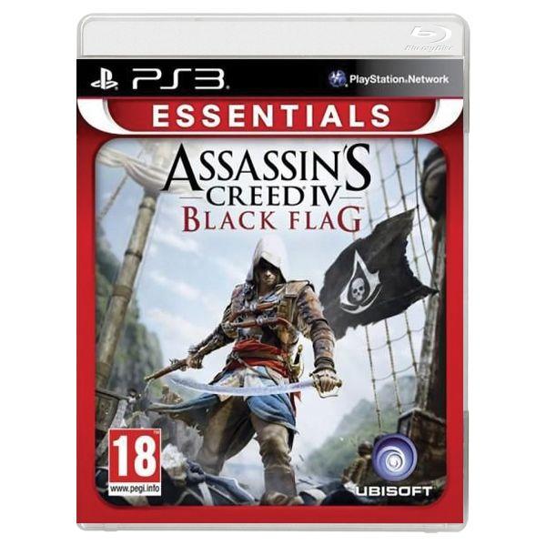 Assassins Creed 4: Black Flag CZ PS3