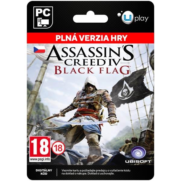 Assassins Creed 4: Black Flag CZ[Uplay]
