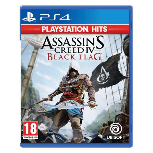 Assassins Creed 4: Black Flag PS4
