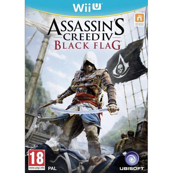 Assassins Creed 4: Black Flag Wii U