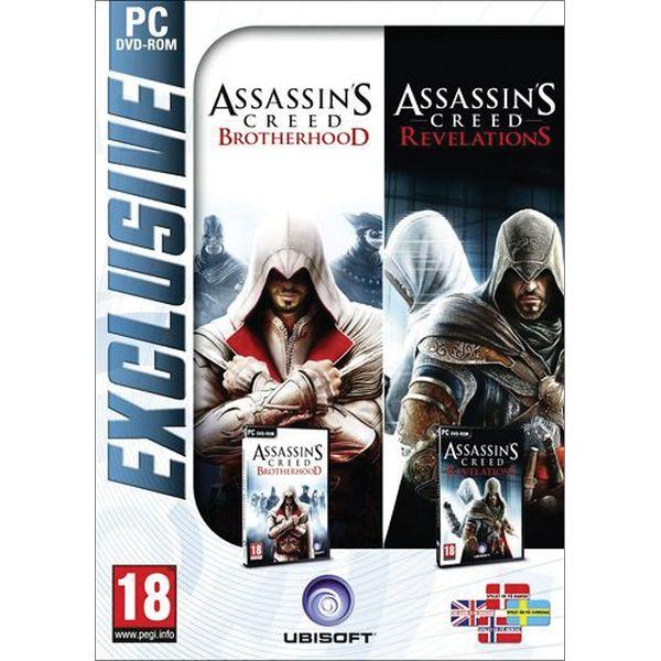 Assassins Creed: Brotherhood Assassins Creed: Revelations PC