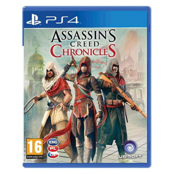 Assassins Creed Chronicles CZ PS4