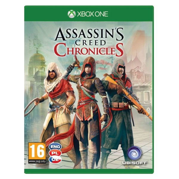 Assassins Creed Chronicles CZ XBOX ONE