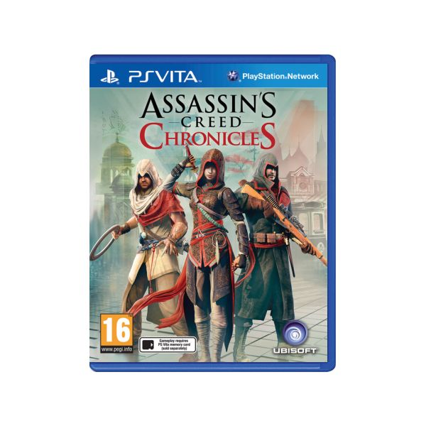 Assassins Creed Chronicles PS Vita