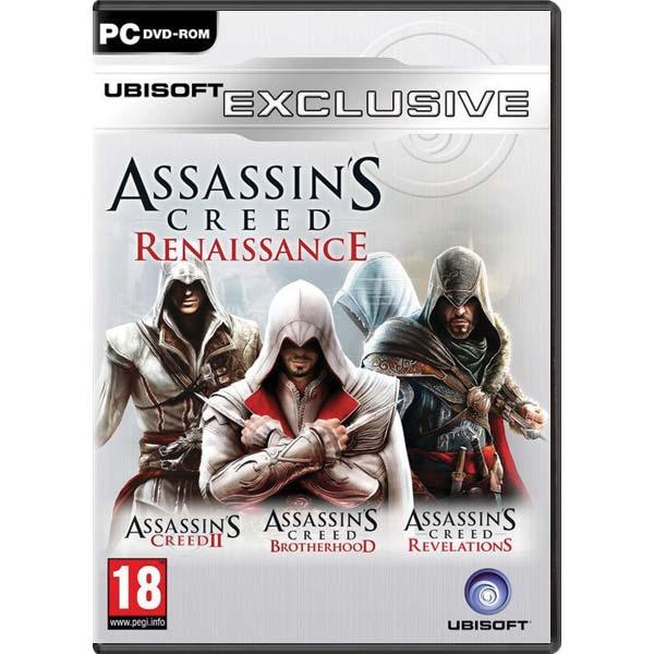 Assassin Creed: Renesance CZ PC