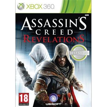 Assassin's Creed: Revelations XBOX 360