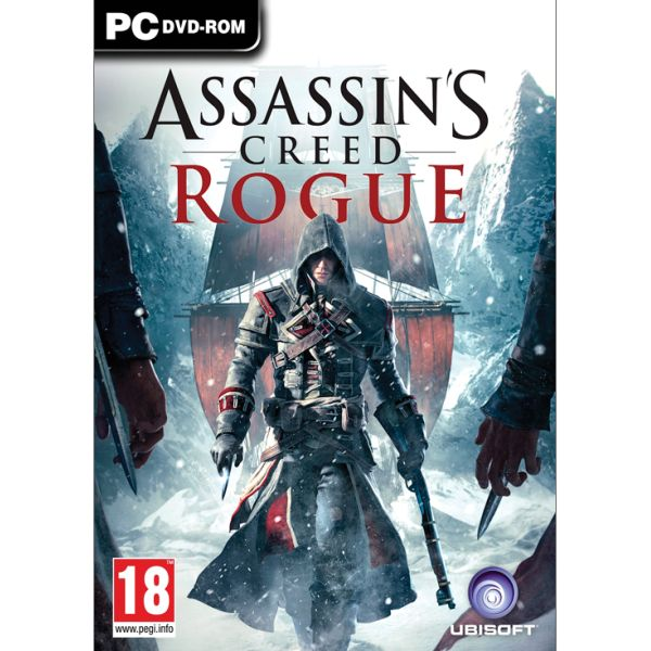 Assassins Creed: Rogue PC CD-key