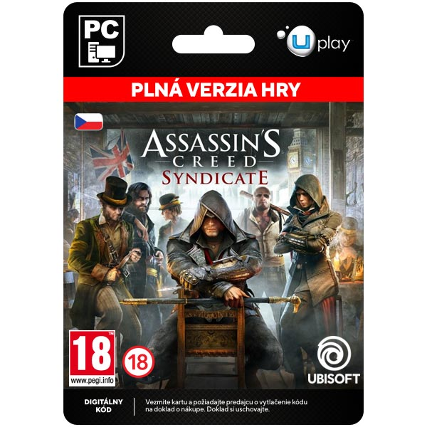 Assassins Creed: Syndicate CZ[Uplay]