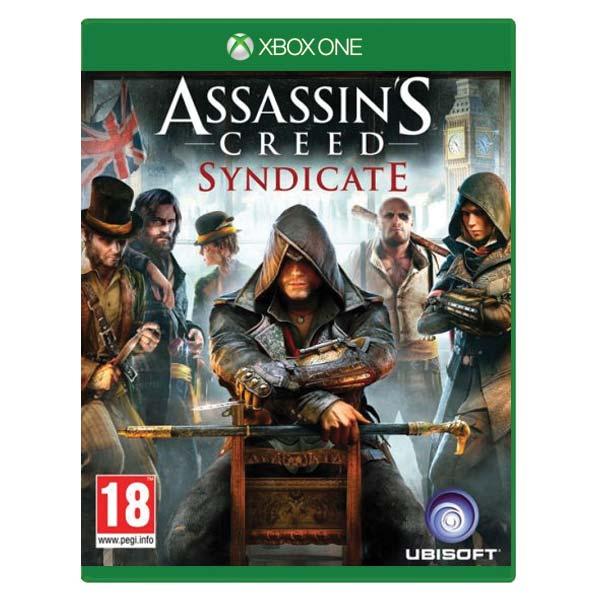 Assassins Creed: Syndicate CZ[XBOX ONE]-BAZAR (použité zboží)