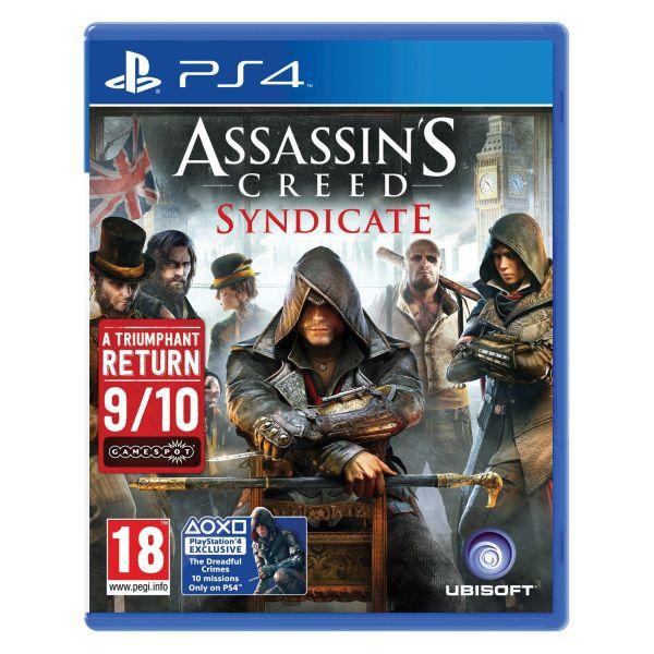 Assassins Creed: Syndicate[PS4]-BAZAR (použité zboží)