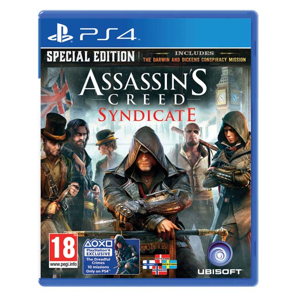 Assassins Creed: Syndicate (Special Edition) PS4