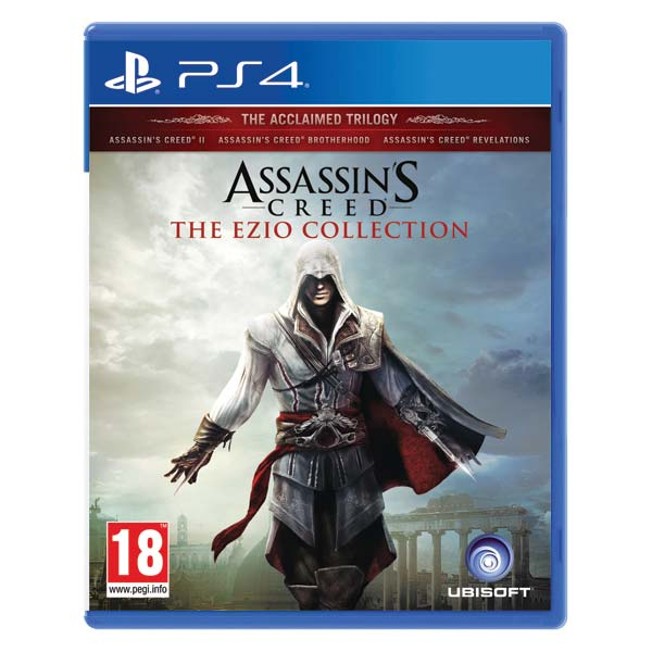 Assassins Creed (The Ezio Collection) PS4