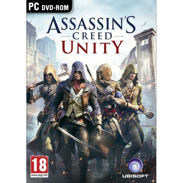Assassin's Creed: Unity CZ PC CD-key