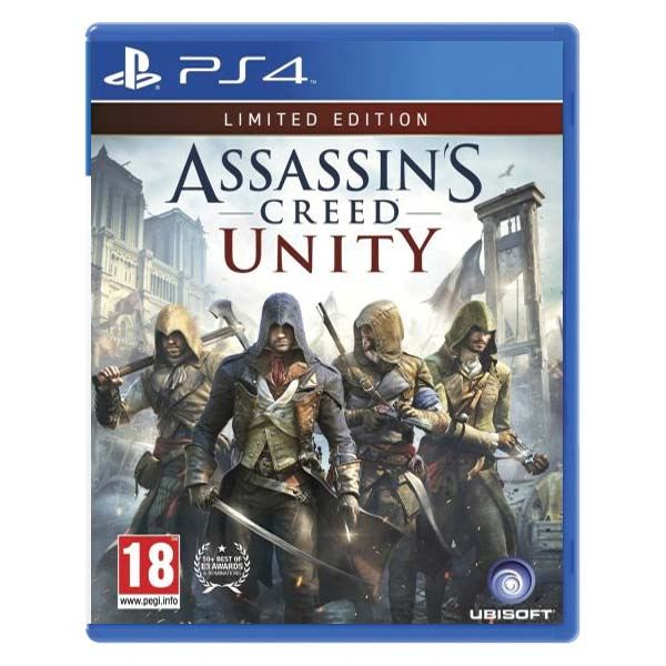 Assassin Creed: Unity (Limited Edition)