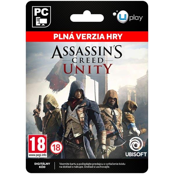 Assassins Creed: Unity[Uplay]