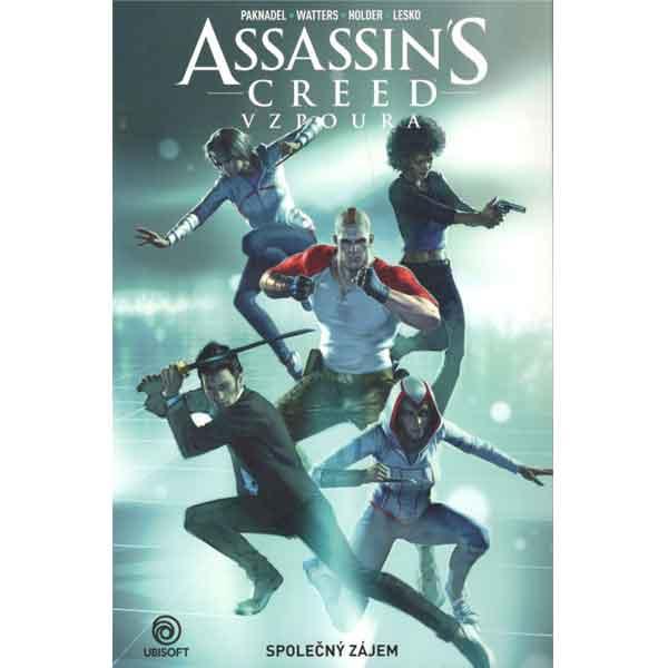 Assassins Creed Vzpoura 1: Společný zájem
