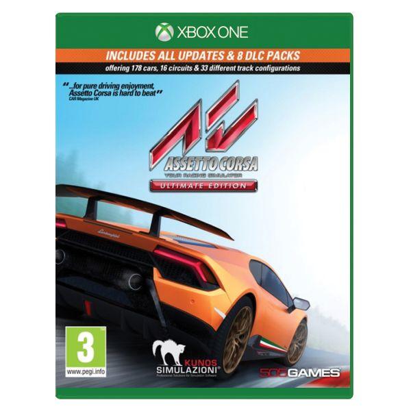 Assetto Corsa (Ultimate Edition) XBOX ONE