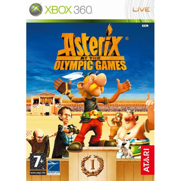 Asterix a Olympijské hry XBOX 360
