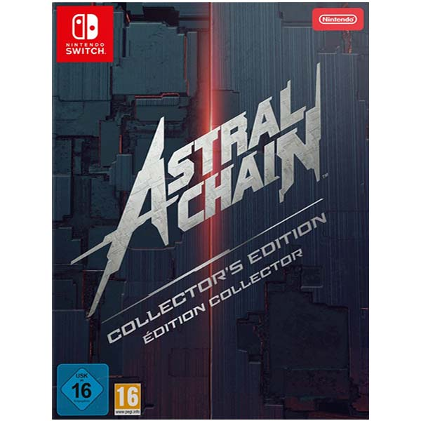 Astral Chain (Collector 'Edition)