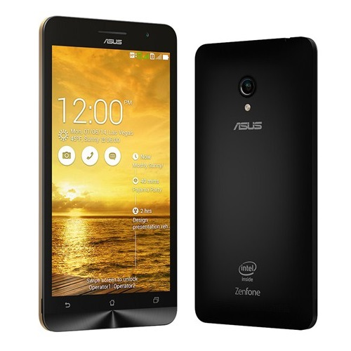 Asus Zenfone 6-A600CG, 16GB, Dual SIM, Black-použitý, třída A, záruka 12 měsíců