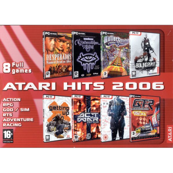 Atari Hits 2006 PC