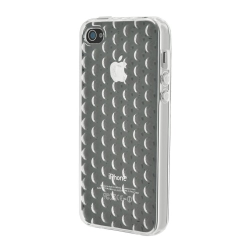 BACK COVER TRANSPARENT Bubles FOR IPHONE 5