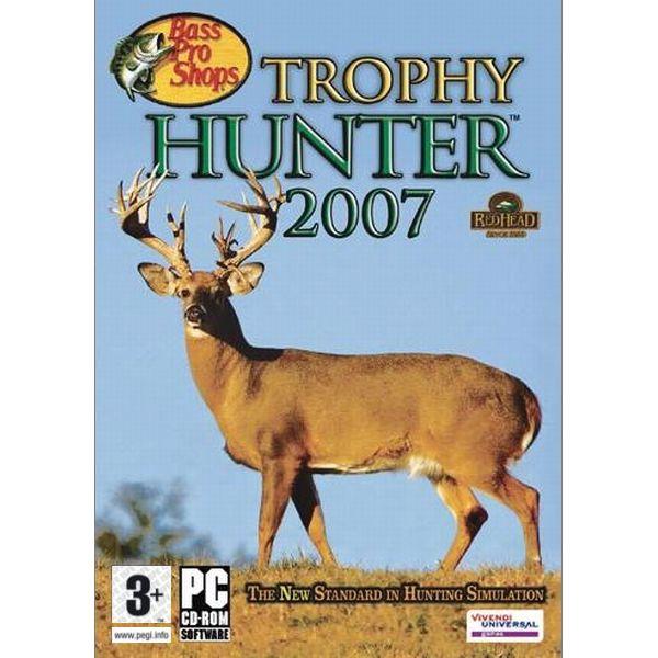 Bass Pro Shops: Trophy Hunter 2007 PC