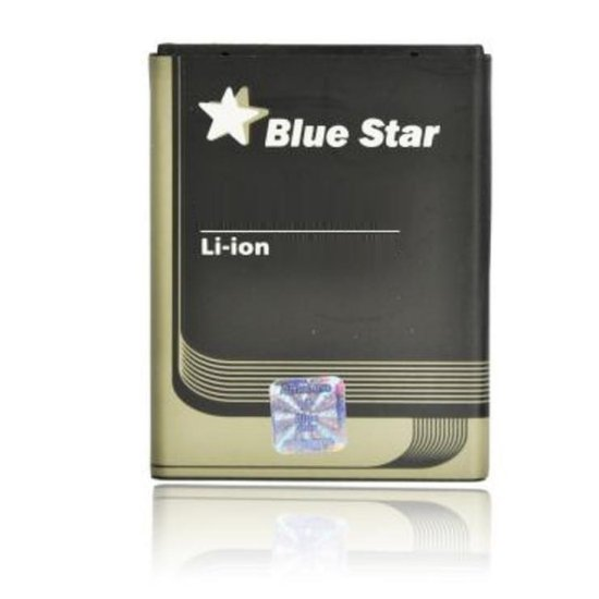 Baterie Blue Star pro NOK 6020/5200/5300/3220/5140 a další telefony-1000 mAh Li-Ion