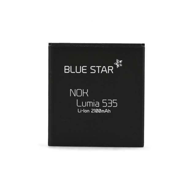 Baterie BlueStar pro Microsoft Lumia 535, (2100 mAh)