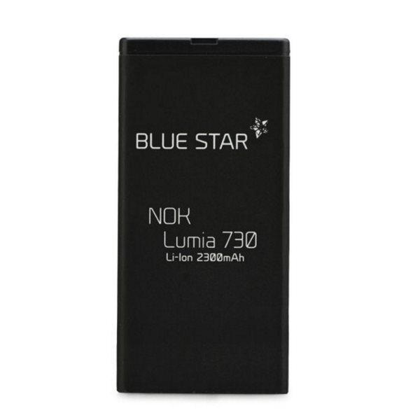 Baterie BlueStar pro Nokia Lumia 730, (2300mAh)