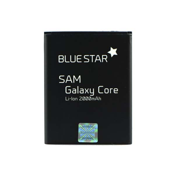 Baterie BlueStar Samsung Galaxy Core-i8260 a Galaxy Core Duos-i8262 (2000 mAh)