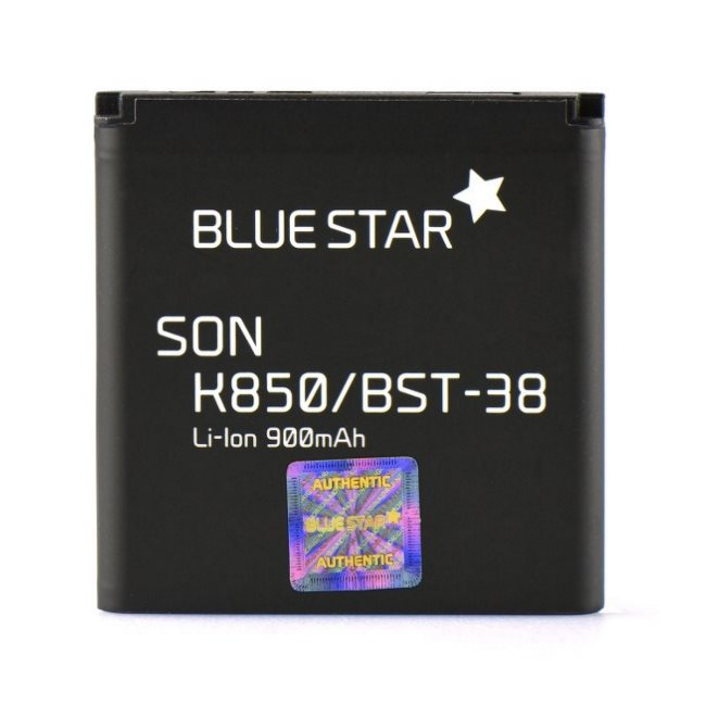 Baterie BlueStar pro Sony Ericsson Xperia X10 mini Pro (900 mAh)