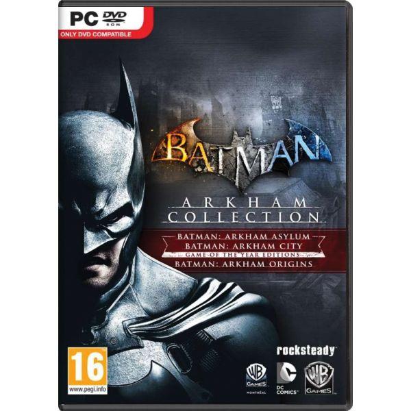 Batman Arkham Collection PC